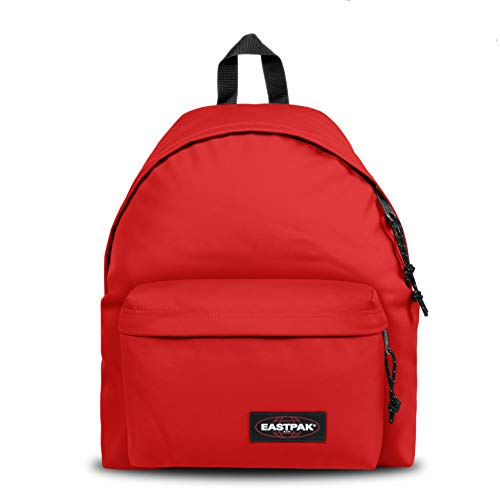 EASTPAK PADDED PAK'R Zaino Casual, 40 cm, 24 liters, Rosso (Teasing Red)