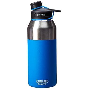 CamelBak Chute Vacuum Insulated Stainless Bottle, Cascade, 40 oz