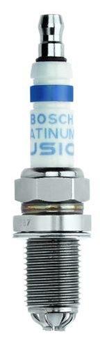 Bosch (4501) FGR8DQI Platinum IR Fusion Spark Plug, (Pack of 1)
