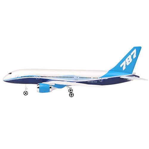 Faviye - Avión teledirigido de tres vías DIY RC avión de ala fija Drone Juguetes