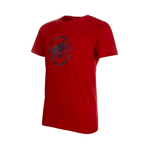 Mammut Camiseta Logo Hombre Camiseta Hombre