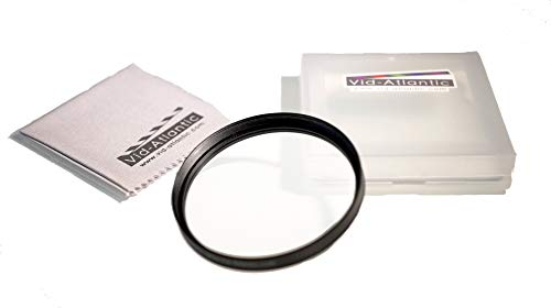 Vid-Atlantic 82mm Clear-Neutral Colored Flare/Streak Filter (Anamorphic Lens Looks)