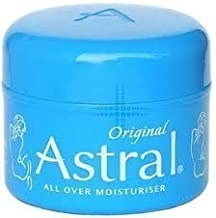 THREE PACKS of Astral Cream x 200ml by Astral