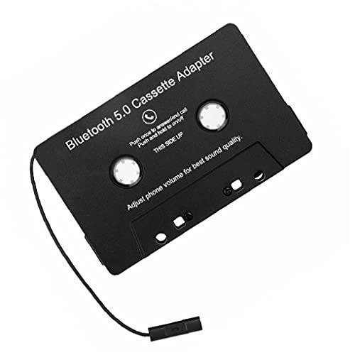 Berrywho Accesorios Cinta Adaptador inalámbrico Bluetooth Car Audio Cassette Adaptador de Coche MP3 de Audio Digital convertidor analógico para Coches