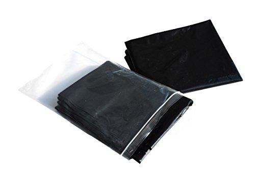 Ersatz-Plastikbeutel für Yachtion Klapptoilette - schwarz