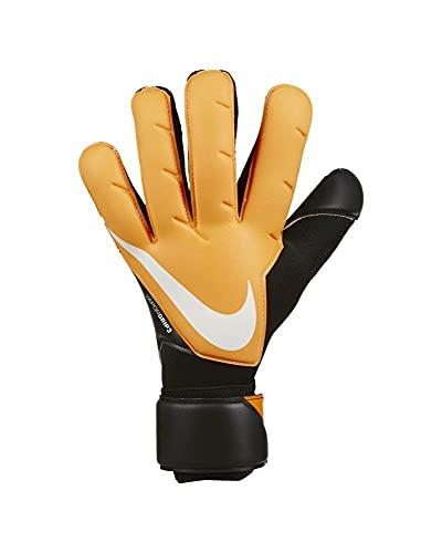 Nike Nike CN5650-010 Goalkeeper Vapor Grip3 - Guantes de Portero (Talla 10,5), Color Negro y Naranja