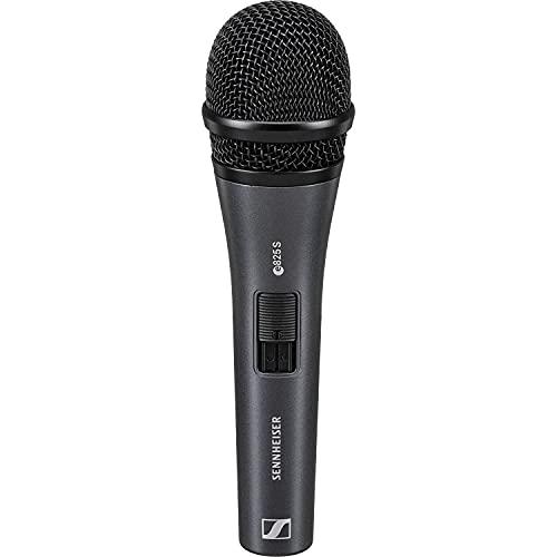 SENNHEISER E825S Microfono Professionale Dinamico...
