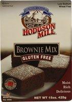 Hodgson Mill Brownie Mix Gluten Free - 15 oz