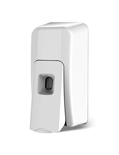 Zeeprek Kunststof Zeepdispenser Hand - Wassen Vloeistof Fles Mode Douchegel Zeepfles Badkamer Muur Gemonteerd Vloeibare Zeepdoos (Vloeistof, Spray, Schuim Drie Optioneel) -Gemakkelijk te gebruiken