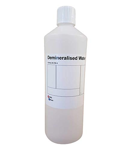 Trade Chemicals Demineralised Water (1L)