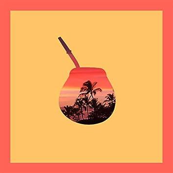 Mate en la Playa
