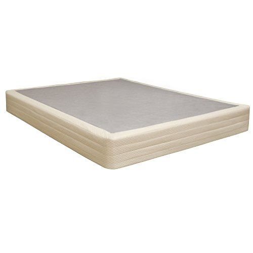 Classic Brands 8 Inch Instant Foundation Regular Profile Foundation or Box Spring Replacement, Twin…