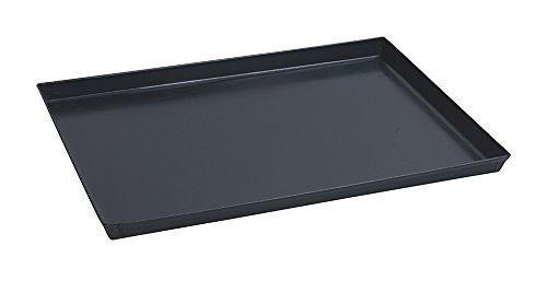 PADERNO 41745-50 Plat Rectangulaire-50 cm-Fer
