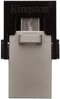 Kingston 16GB Data Traveler Micro Duo USB 3.0 Flash Drive - DTDUO3