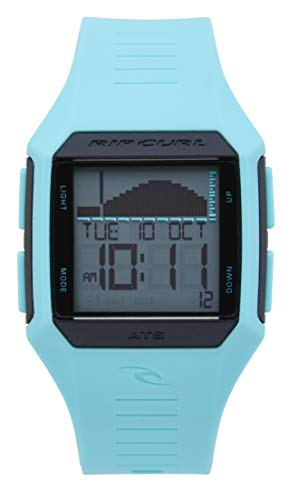 Rip Curl Women's Maui Mini Tide Quartz Sport Watch with Polyurethane Strap, Green, 22 (Model: A1126G-MIN)