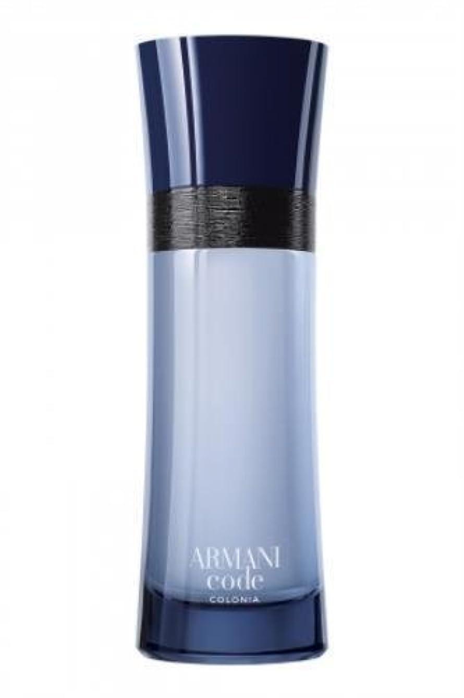 一般速度寛容なArmani Code Colonia(アルマーニコード コロニア) 2.5 oz (75ml) EDT Spray