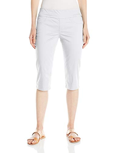 Miraclebody by Miraclesuit Women's Rudy 17 Inch Pull On Short, White, 2