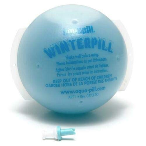 Rantepao - WinterPill Winterizer for Pools up to 30K Gal - Closing Kit