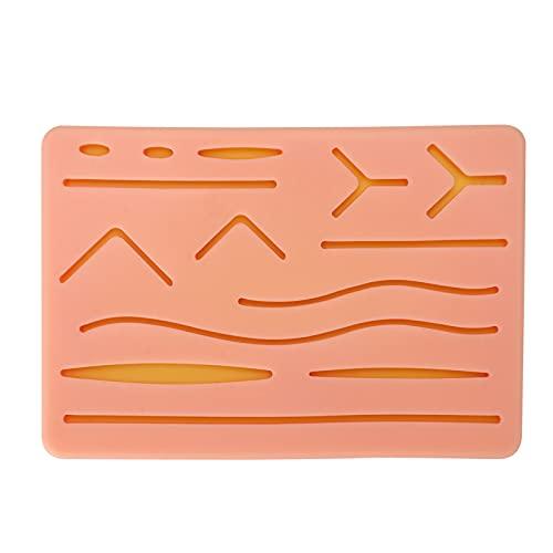 KKmoon Kit di Sutura Scinetto Per Sutura di Silicone Resistente