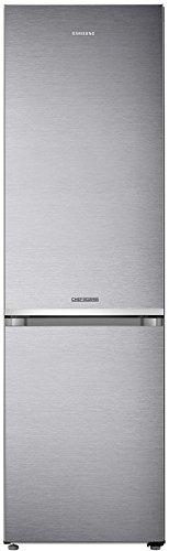Samsung RB36J8059SREF Kühl-Gefrier-Kombination / A+++ / 201.7 cm Höhe / 245 L Kühlen / 110 L Gefrieren / No Frost / Power Freeze Funktion / edelstahl