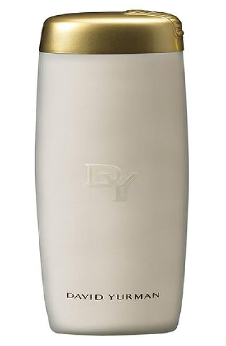 精神見て水没David Yurman (デイビッド ヤーマン) 6.7 oz (100ml) Luxurious Bath & Shower Gel (箱なし) for Women
