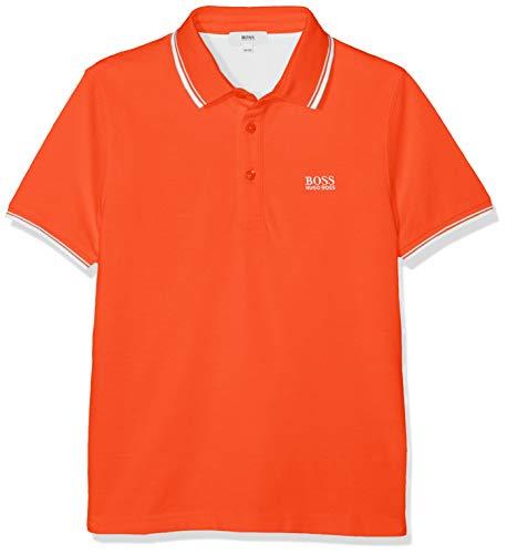 Hugo Boss Kids Boys Short Sleeve Polo Shirt 5 Years