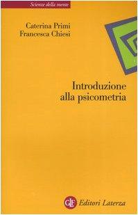 Introduzione alla psicometria