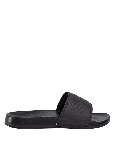Superdry Magic Sliders de Plage - Noir - Camouflage Noir,