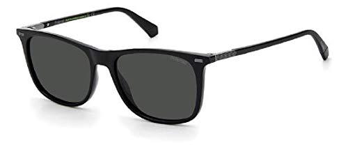Polaroid Gafas de sol PLD 2109 807 M9, color negro, lentes polarizadas