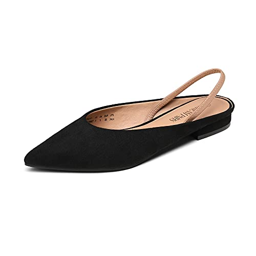 Top 10 best selling list for asos black flat shoes