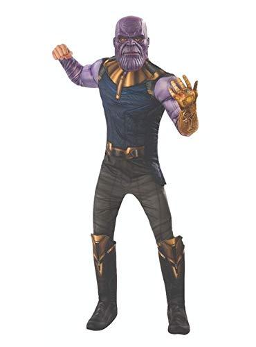 Rubies Disfraz de Thanos Deluxe para Hombre - Vengadores Infinity ...
