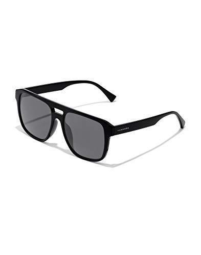 HAWKERS Vigil Gafas de sol, Negro, Talla única Unisex Adulto