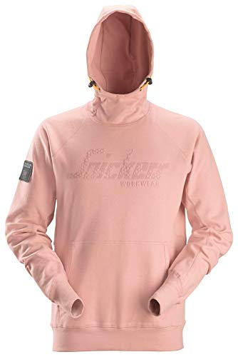 Snickers Workwear 2881 Pull à capuche Rose - Rose - X-Large