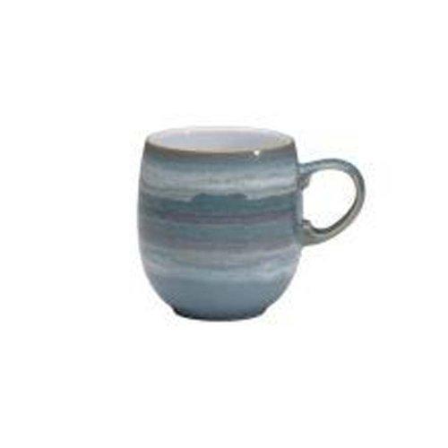 China by Denby Large Mugs, Set of 4