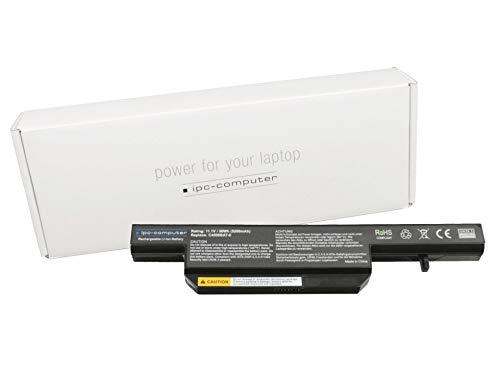 IPC-Computer Akku 58Wh kompatibel für Wortmann Terra Mobile 1512 Serie
