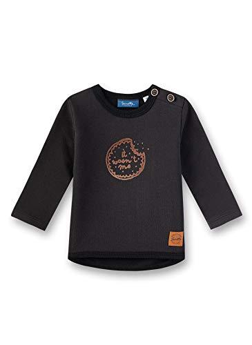 Sanetta Sweatshirt Sudadera, Negro (Super Black 10015), 95 (Talla del Fabricante: 080)...