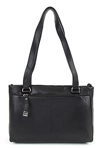 Emily & Noah Shopper Maestro 5031 Damen Handtaschen Uni black 100 One Size