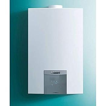 Vaillant TurboMAG 155/1-5 RT - Calentador de pared para interior y exterior, para agua caliente sanitaria - Villant 0010022444: Amazon.es: Bricolaje y herramientas