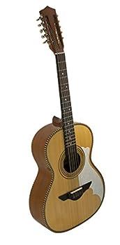 H Jimenez 10 String Bajo Quinto Right  LBQ2NC