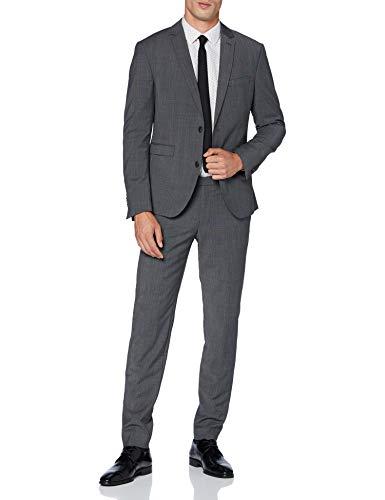 CINQUE Herren CIPULETTI Anzug, Grau (Grau 92), (Herstellergröße: 52)