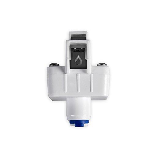 """PureOne QF-22 Niederdruckschalter - Low Pressure Switch Relais 1/4\"""" 24V. Schält bei geringem Wasserdruck. Gegen Trockenlauf bei Wasserpumpen. Sicherheit für Umkehr-Osmose Anlagen und Pumpenschutz"""