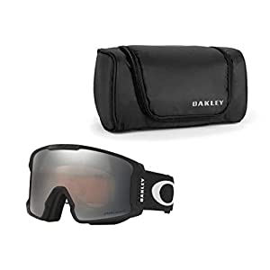 Oakley Line Miner Snow Goggle with Large Goggle Soft Case