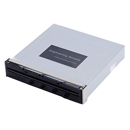 Richer-R Unidad óptica Interna Unidad de Disco óptico, Blue Ray Lector DVD/CD Portátil para Xbox One S,Ergonómico