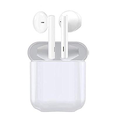 Wireless Headphones, osloon Bluetooth 5.0 Headphones True Wireless Earphones In-Ear HD Stereo Sound Earbuds Sport Headset 30 Hours Playtime Built-in Mic