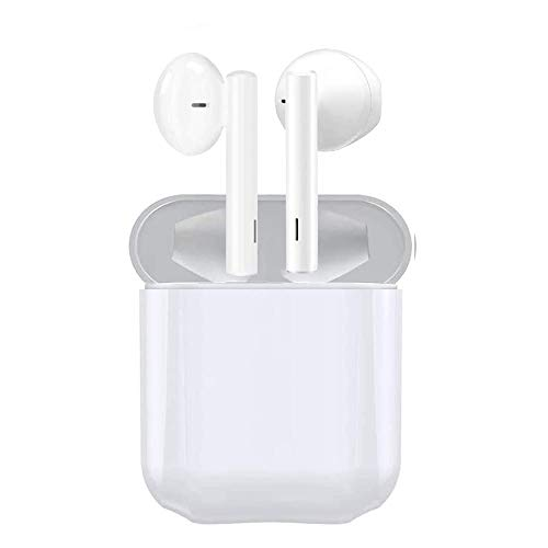 Wireless Headphones, osloon Bluetooth 5.0 Headphones True Wireless Earphones In-Ear HD Stereo Sound Earbuds Sport Headset 30 Hours Playtime Built-in Mic