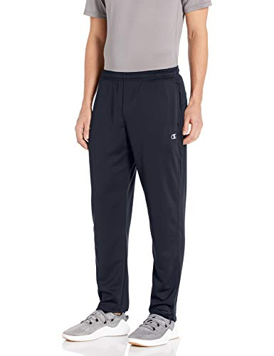 Champion Men's Double Dry Select Training Pant, Navy, S