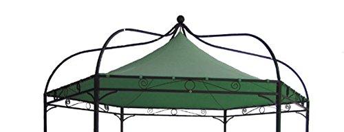 DEGAMO Ersatzdach für Pavillon Modena, grün