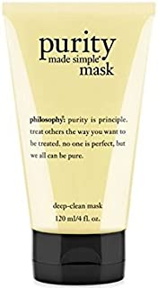Philosophy Purity Made Simple Luminous, Spa-like Glow and Deep-clean Mask
