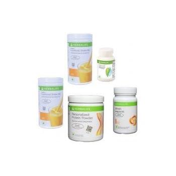 herbalife losing weight program