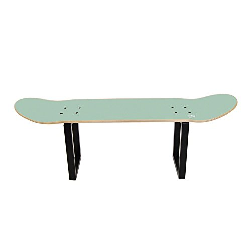 Skate Möbel für einen jugendlichen Skateboard Raum, hocker Grün